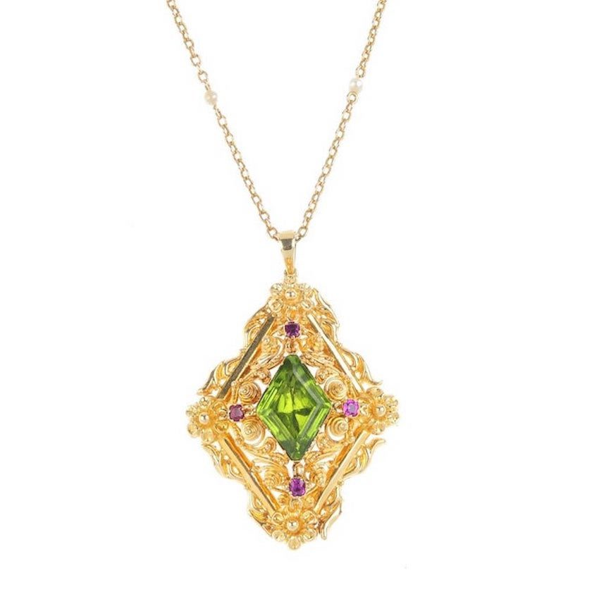 early 20th-century pendant