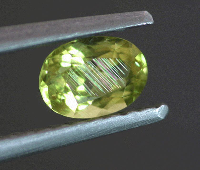Jepara Meteorite gemstone - Indonesia