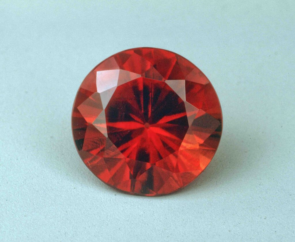 faceted rhodochrosite - South Africa