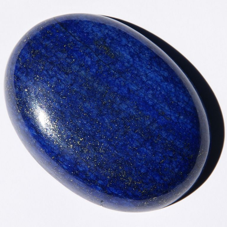 lapis lazuli buying- pyrite inclusions