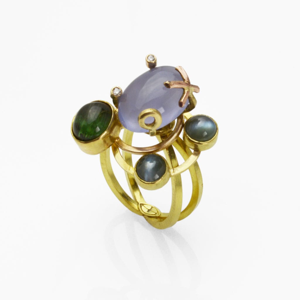 alexandrite buying - cats eye ring
