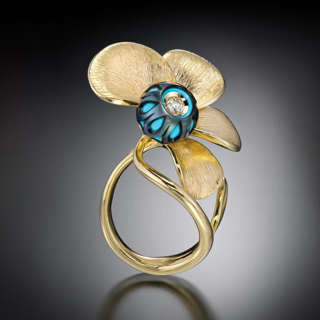 Pearl - Galatea Turquoise