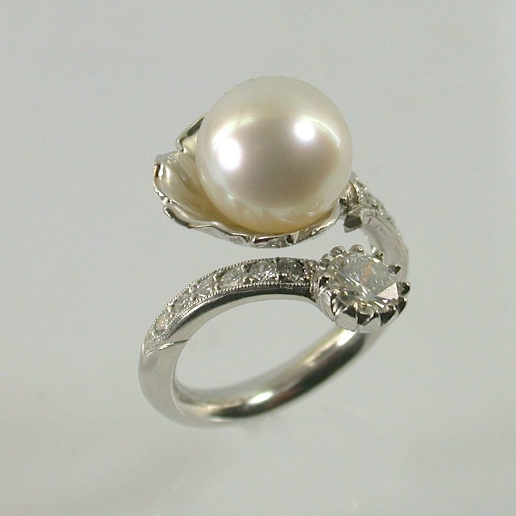 Pearl buying - pearl ring