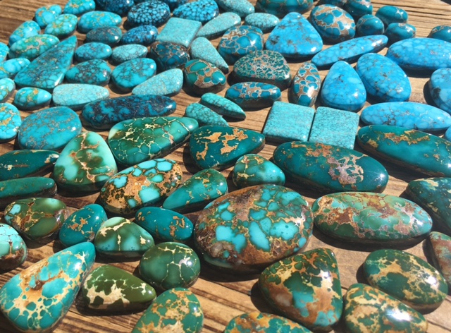turquoise buying - American turquoise