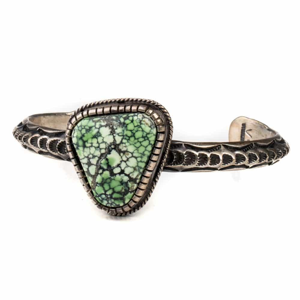turquoise - green bracelet