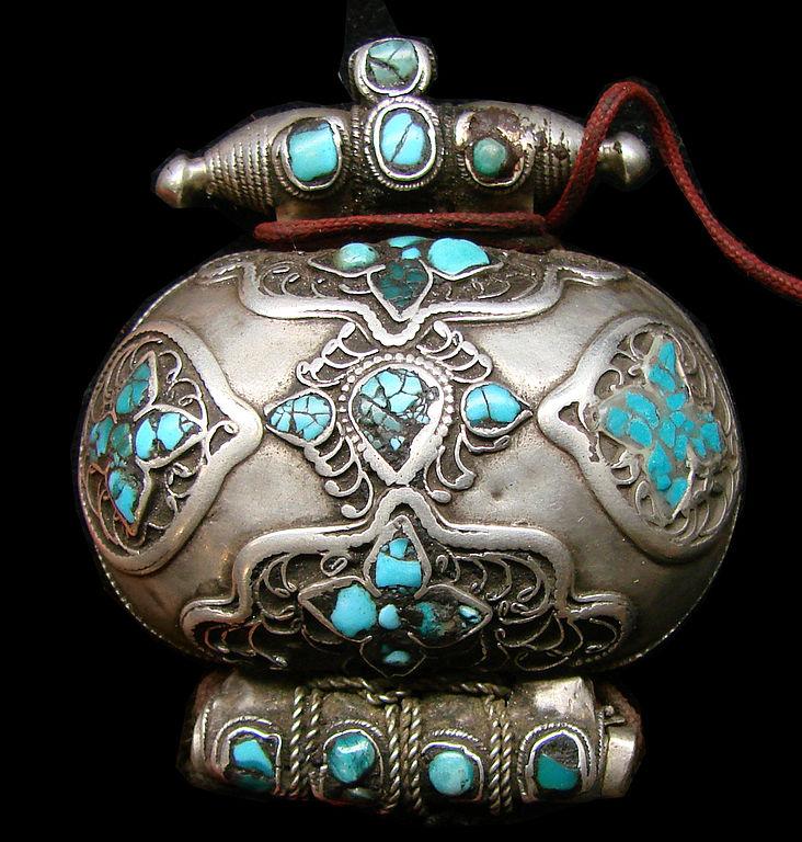 turquoise - tibetan