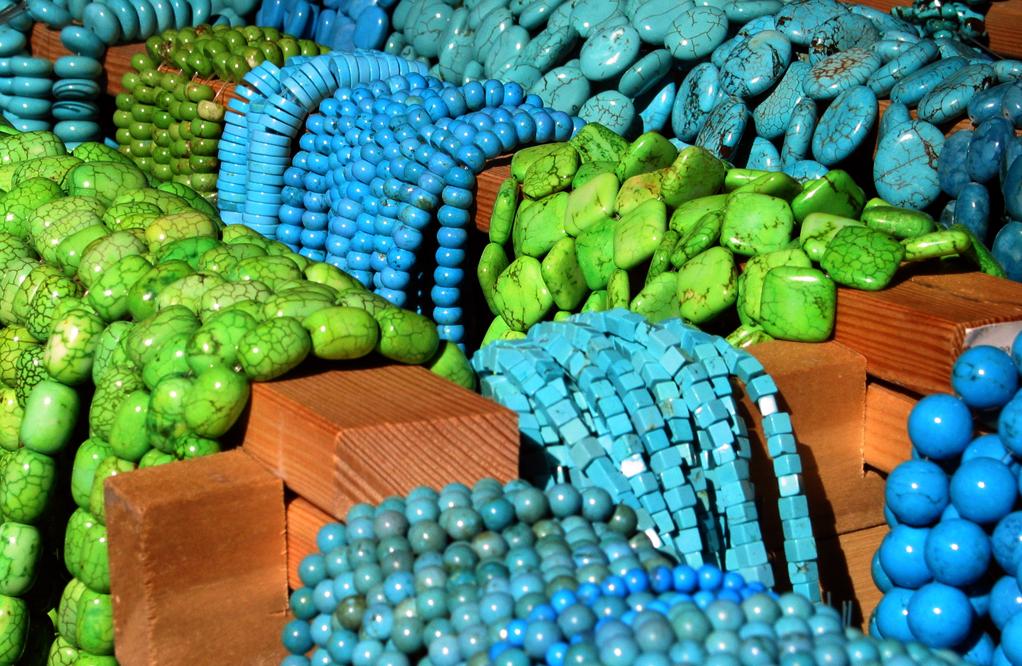 turquoise buying - beads