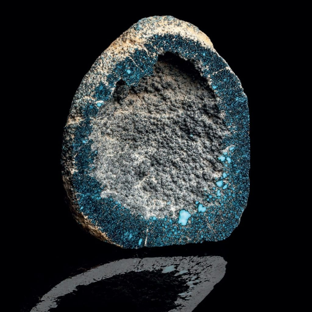 turquoise buying - geode