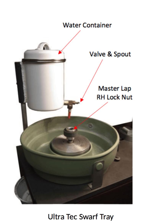 ultra tec faceting machine parts
