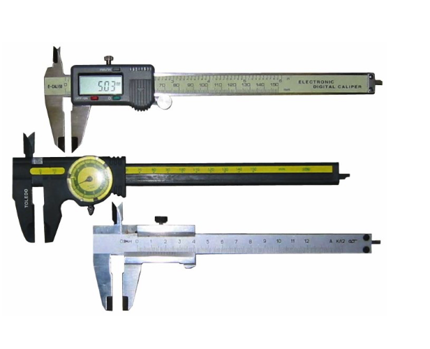 calipers - faceting machines and equipment