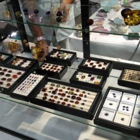 The sacred emerald buddha for Denver gem and jewelry show 2018