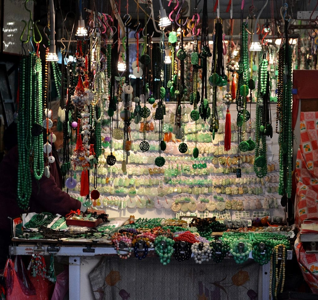 jade buying - hong kong market