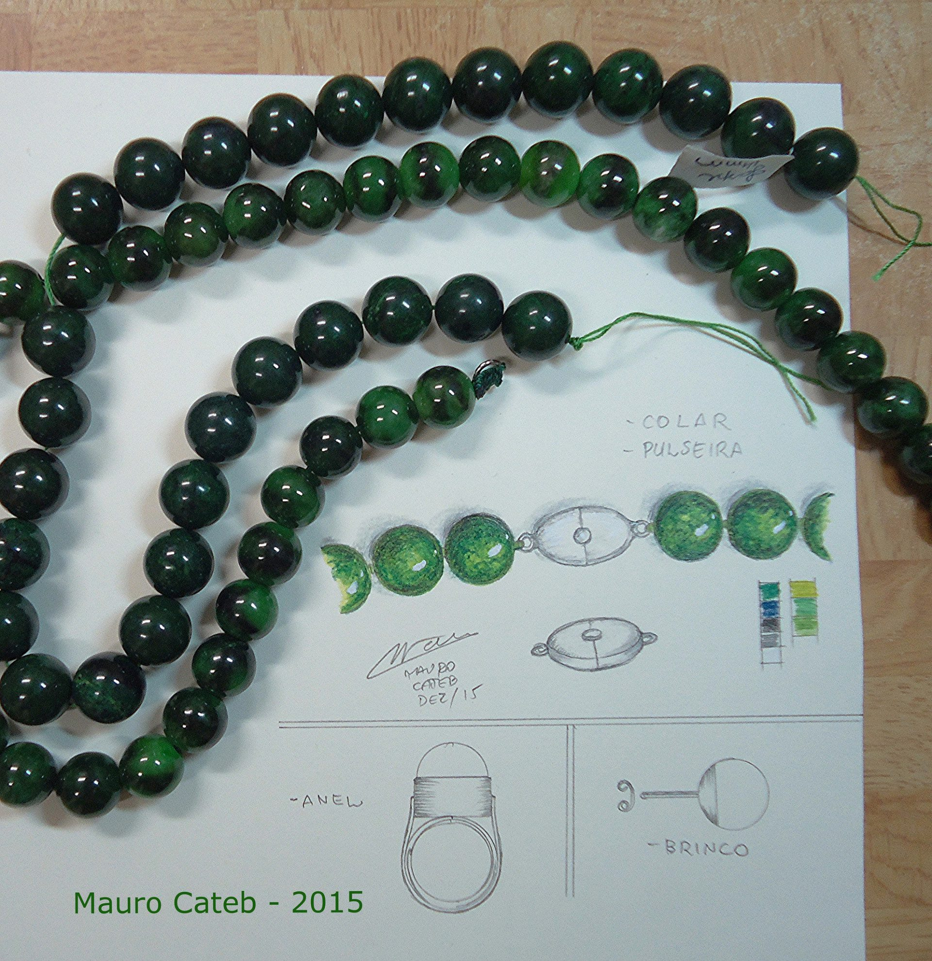 archives beads made of jade tag imperial necklaces pearls jadeite international