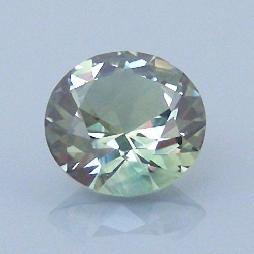 round brilliant sapphire - gemstone properties