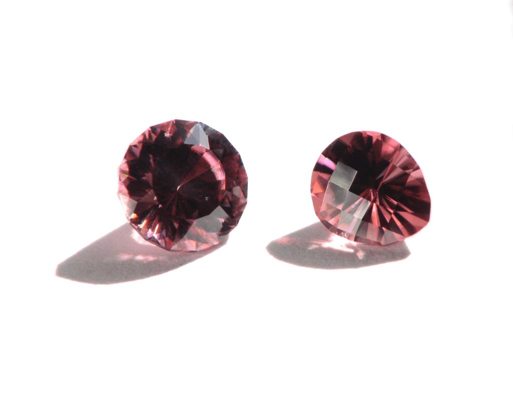 zircon buying - pink heated