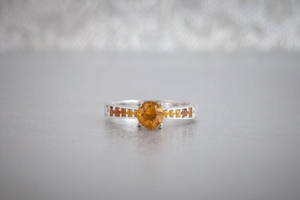 citrine buying - ring