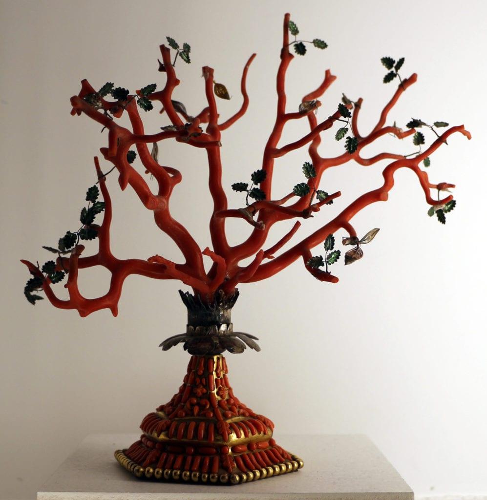 precious coral buying - tree sculpture