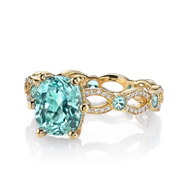 Paraíba Tourmaline Value, Price, and Jewelry Information ...