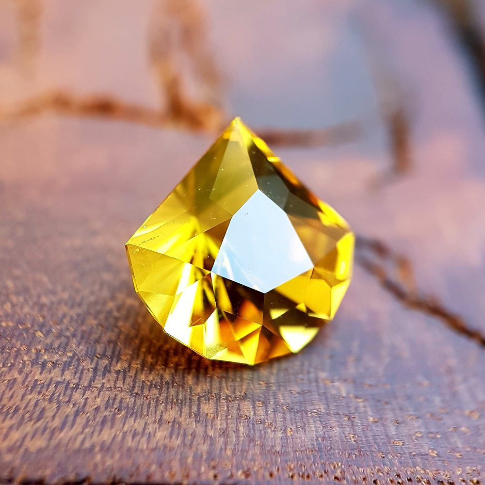 how to start a gem collection - golden beryl