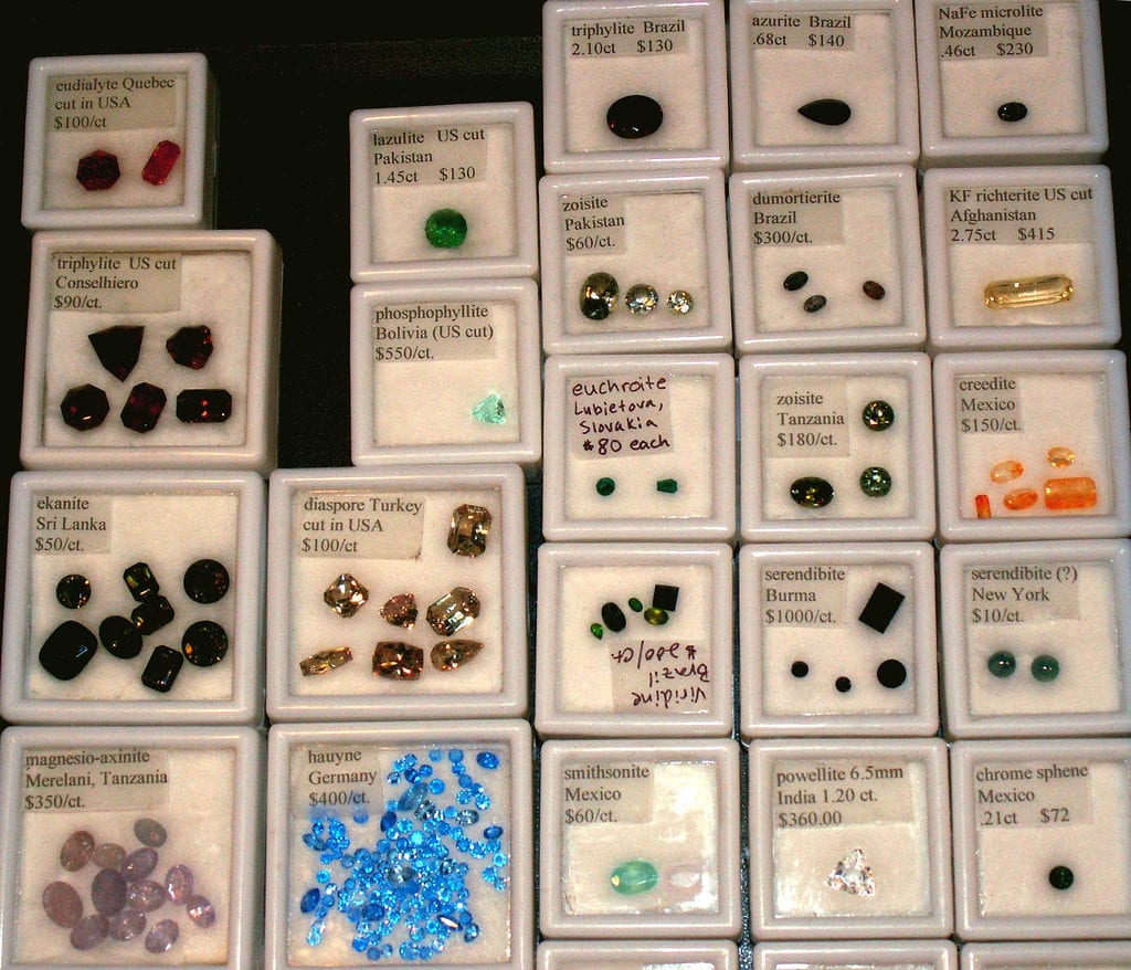 pics How to Collect Gemstones