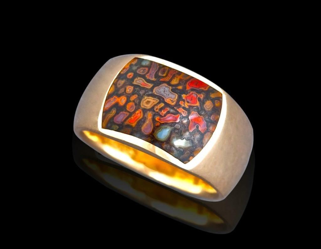 unique gem materials for jewelry design - gembone