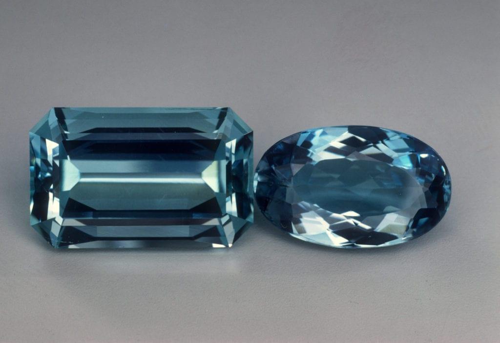 aquamarines