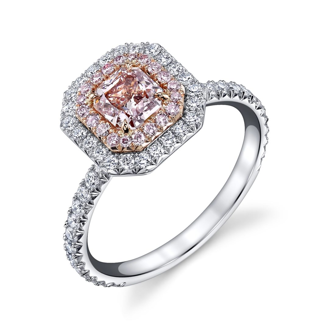 carat rose engagement shape marctarian and on pear morganite gold shaped en ring diamond us