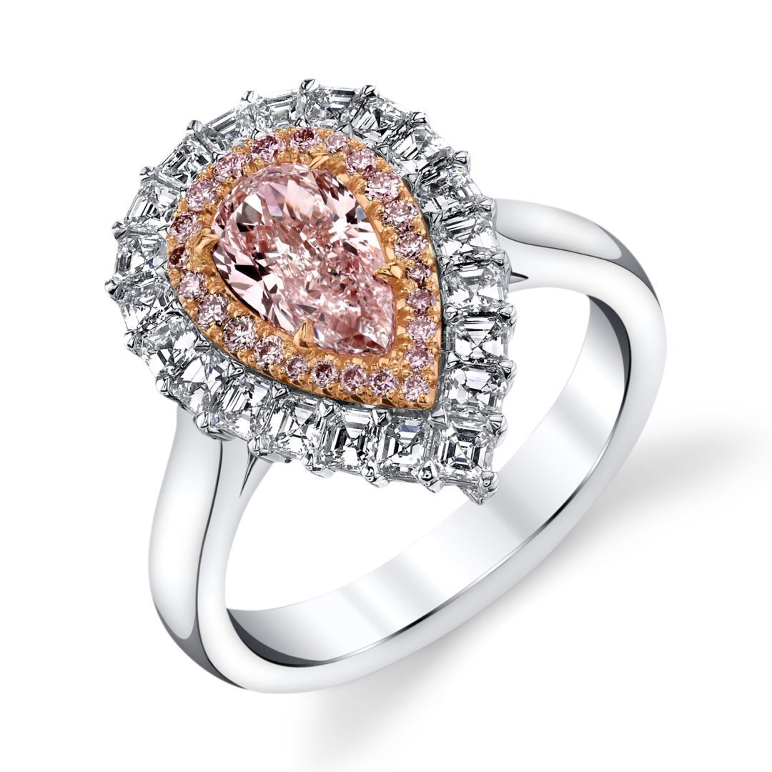 Fancy Colored Pink Diamond Buying Guide