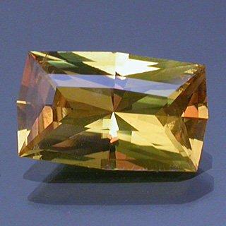 fancy gem cuts - baguette-cut sapphire