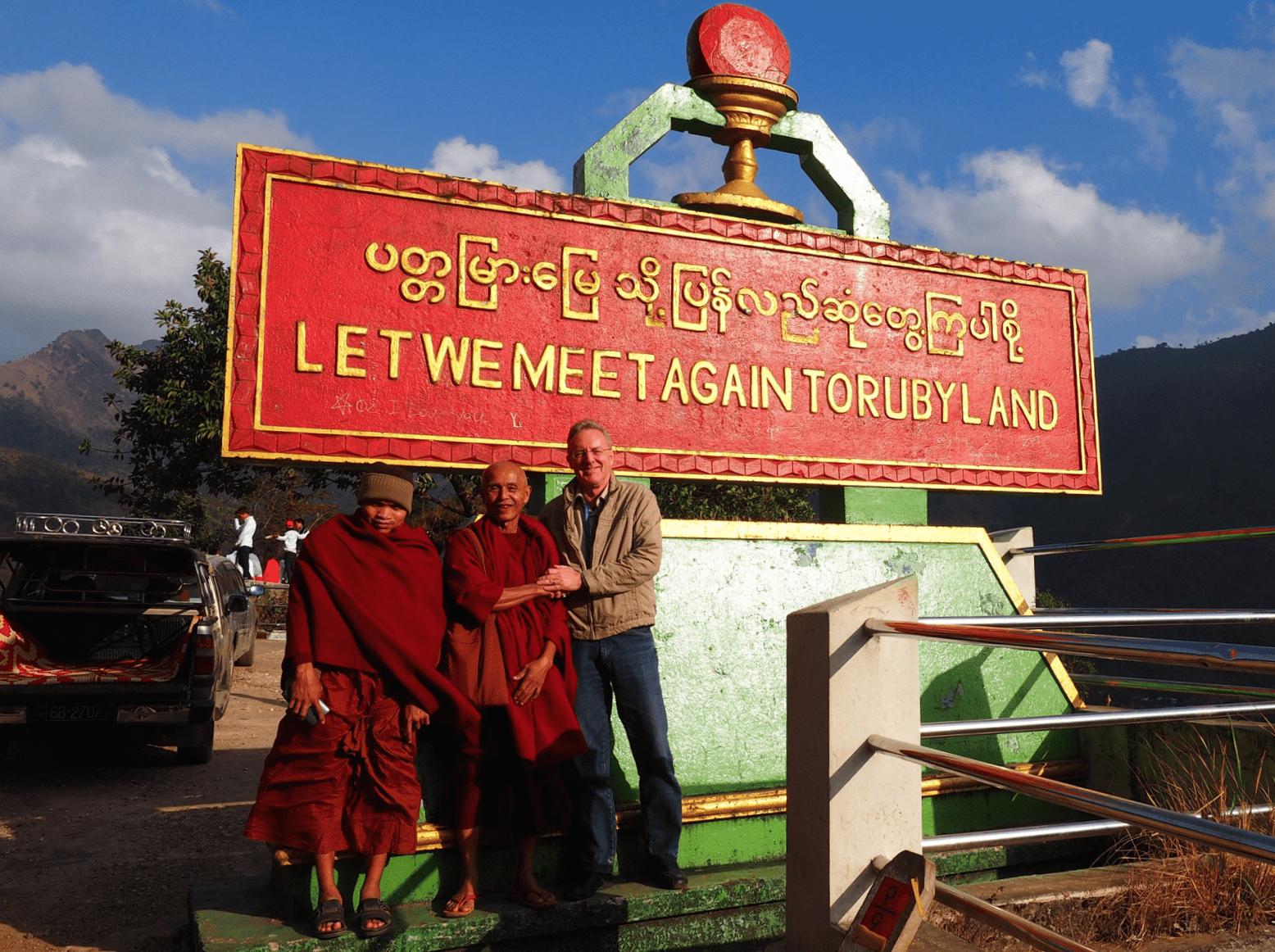 """""""Rubyland"""" - Mogok, Myanmar"""