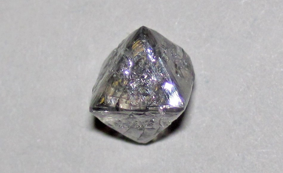 Russian diamond - diamond clarity