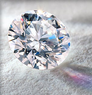 faceted diamond - diamond cuts