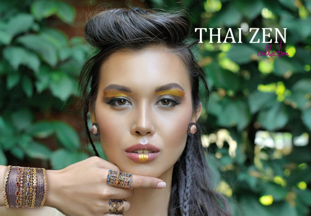 Thai Zen jewelry collection