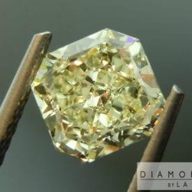 diamond color - U to V color range stone