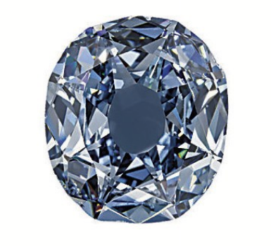 Wittelsbach Diamond - diamond cuts
