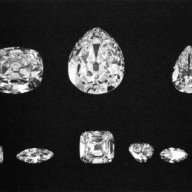 diamond carat weight - Cullinan diamonds
