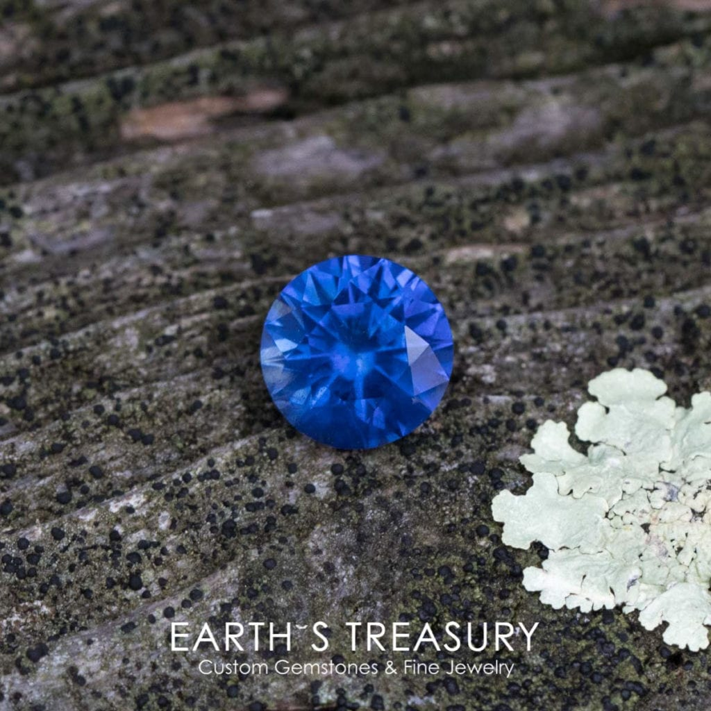 blue gemstones - madagascar sapphire