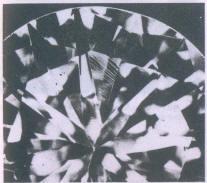 polish lines - diamond cuts