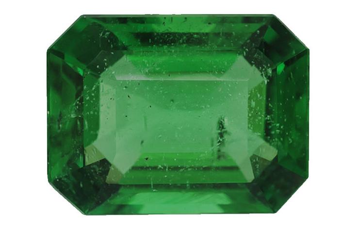 AAA grade - emerald quality.