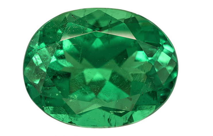 AAA+ grade - emerald quality