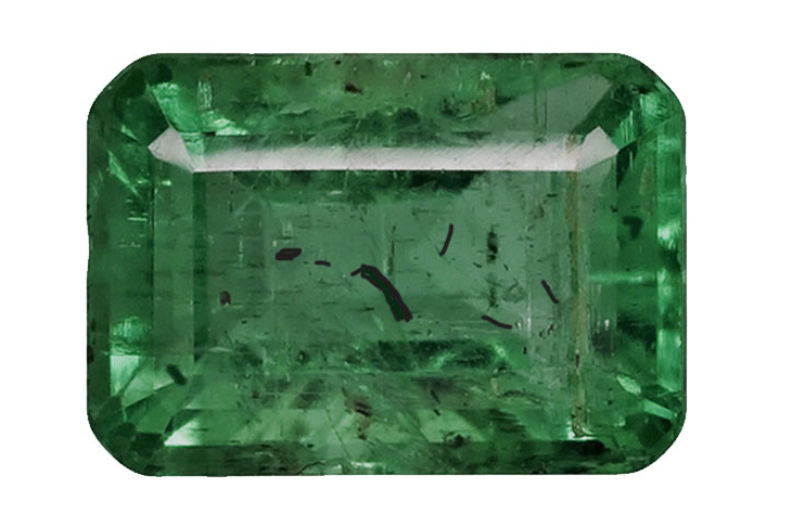 B grade - emerald quality
