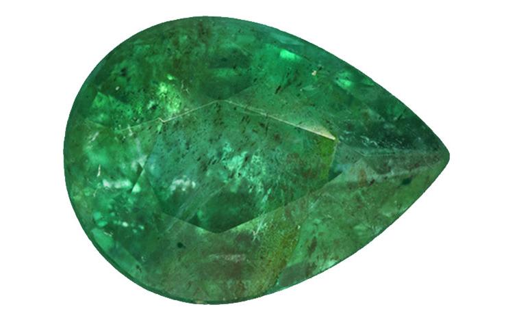 C grade - emerald quality