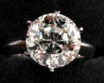 round brilliant - diamond cost