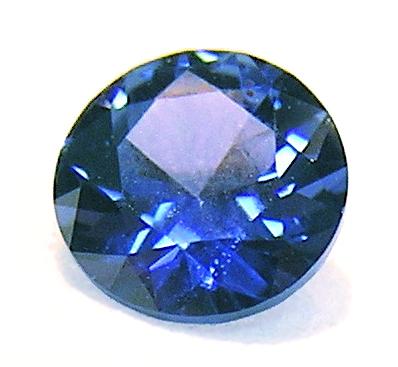Yogo Gulch, Montana sapphire - sapphire engagement ring stone