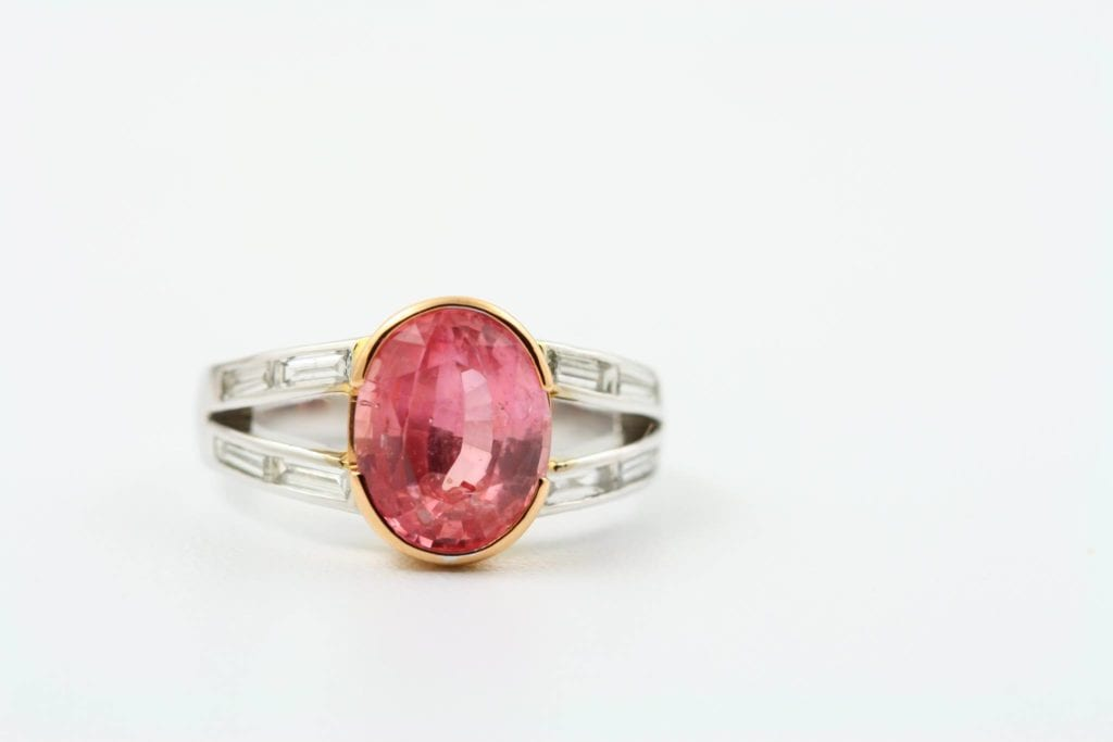 padparadscha sapphire buying guide -