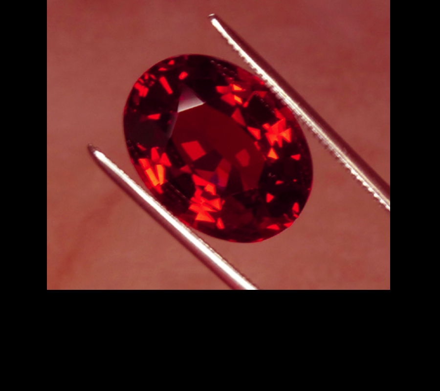 Red And More Choosing Garnet Engagement Ring Stones International