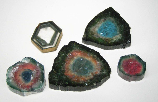 watermelon tourmaline buying guide - rare colors