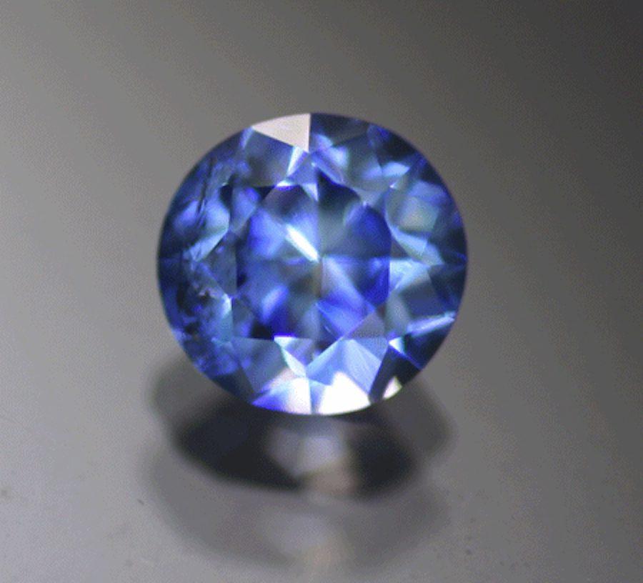 benitoite - rare engagement ring stones