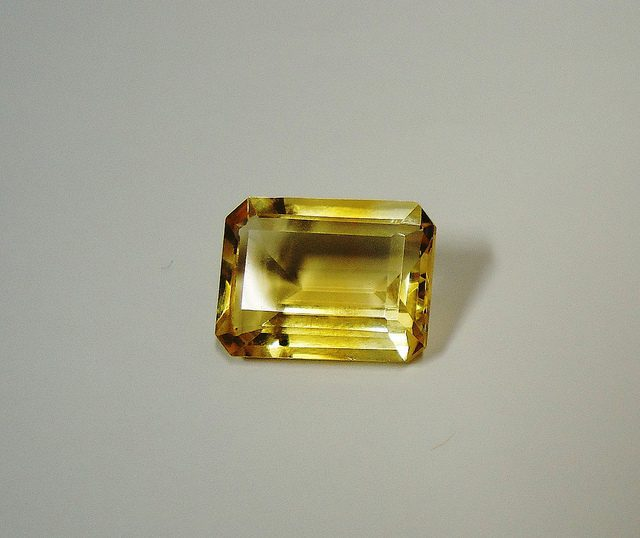 yellow topaz - topaz engagement ring stones