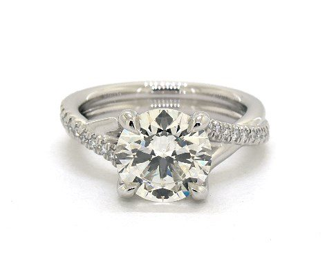 searching for diamonds online - 2.00ct J white gold solitaire engagement ring